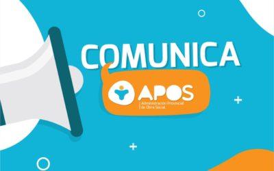 APOS avanza con los acuerdos de pago