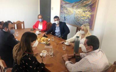 Autoridades de APOS recorrieron la provincia para brindar soluciones a demandas históricas