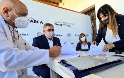 APOS firmó un importante convenio con la obra social provincial de Catamarca OSEP